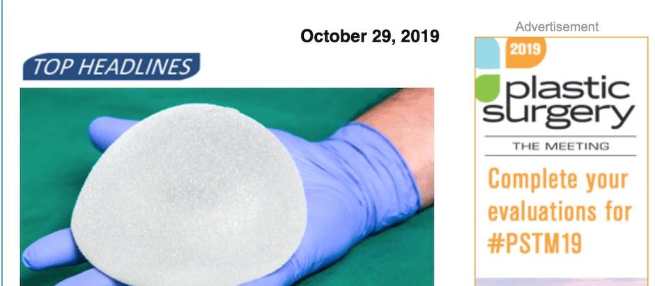 Nowe wskazówki ASPS dotyczące informowania o zabiegach z użyciem implantów piersi