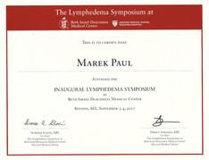 Lymphedema Symposium 2017 Boston
