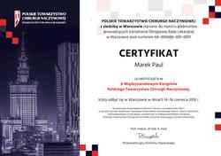 Vascular Society Conference, Warsaw