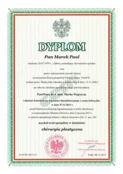 Plastic Surgery Board Certification