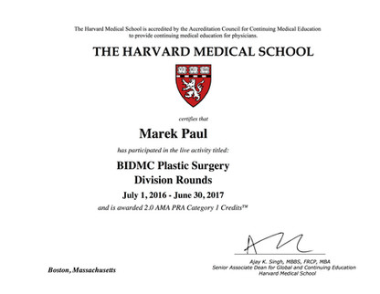 Harvard Medical School 2017