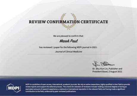Reviewer-Certificate-Marek Paul.jpg