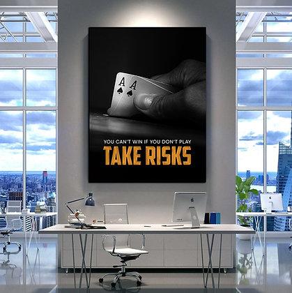 Take Risks (PRINTABLE WALL ART)