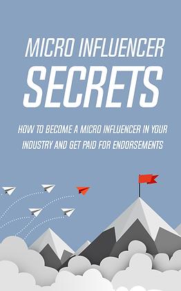 Micro Influencer Secrets