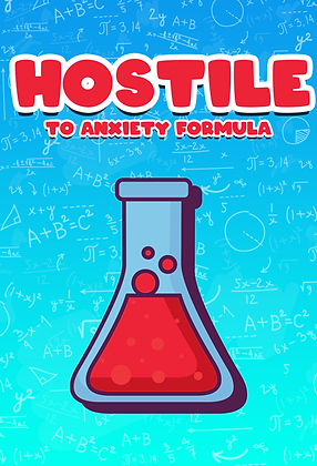 Hostile To Anxiety Formula