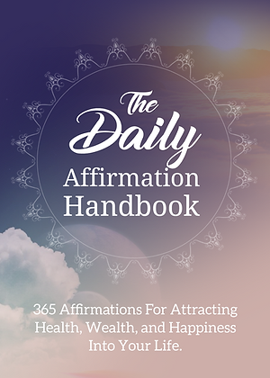 The Daily Affirmation Handbook (365 Affirmations)