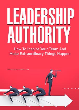 Leadership Authority
