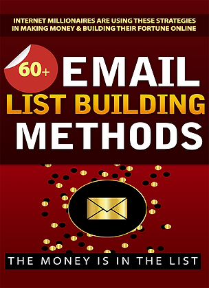 60+ Email List Building Methods & Strategies