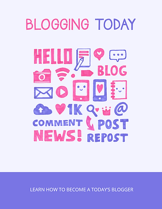 Blogging Today