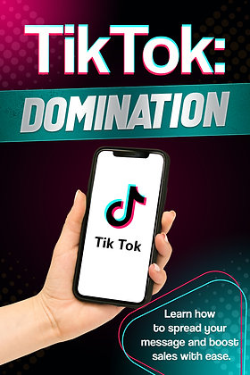 TikTok Domination (Bundle)