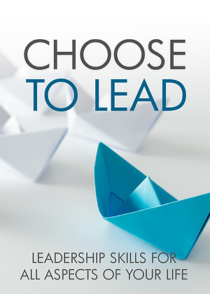 Choose To Lead