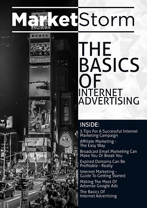 The Basics of Internet Advertising