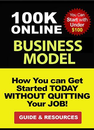 100K Online Business Model