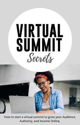 Virtual Summit Secrets