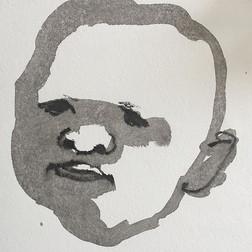 Portretts and Memories, skisser#tegnefor