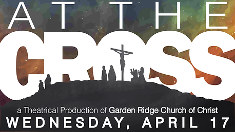 At the Cross _ Easter 2019 _ Title Pic.p