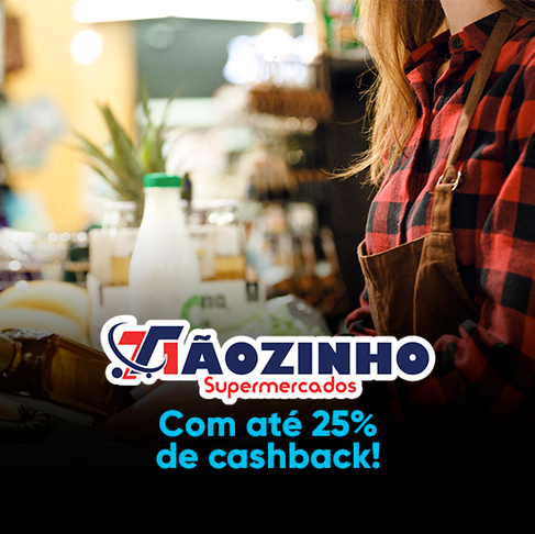 Ofertas da Semana do App 3cash no Tiãozinho Supermercados!