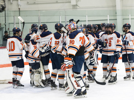 Orange Plan Intrasquad Scrimmage to End Semester on High Note