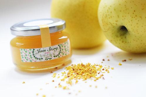 雪梨桂花果醬 Pear Osmanthus Jam