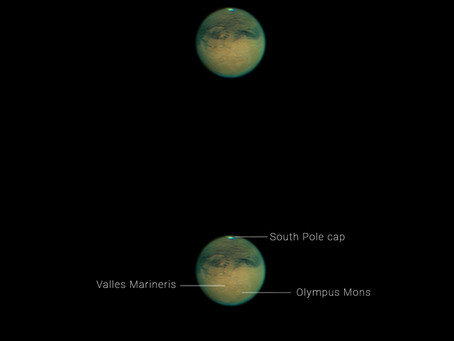 The cost of planetary imaging