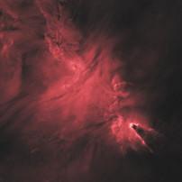 Cone Nebula Structure