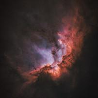 Wizard Nebula - Starless