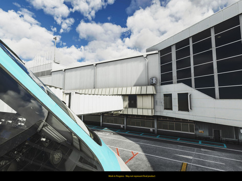 NZAA - Auckland Airport for MSFS - Previews