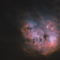 Tadpole Nebula - Starless