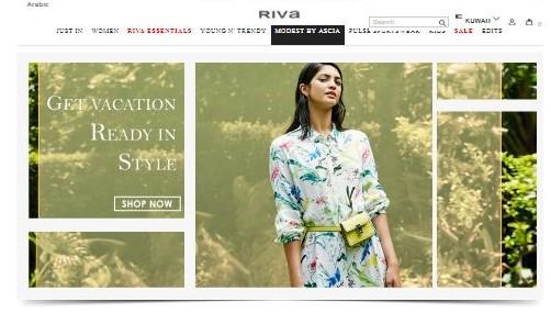 Riva Website