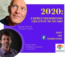 Criatividade pós-pandemia: qual futuro possível?