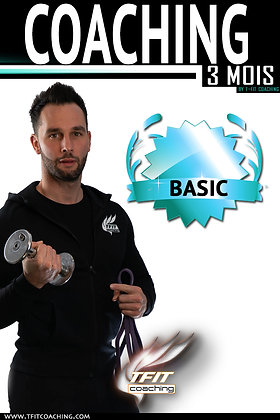 COACHING 3 MOIS BASIC