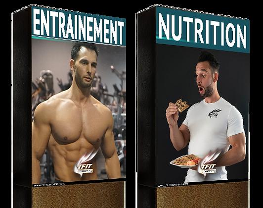 PACK ENTRAINEMENT + NUTRITION