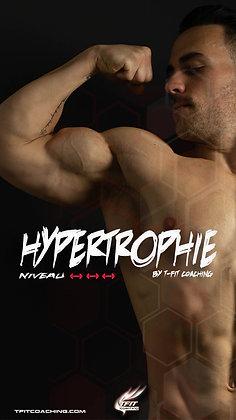 Programme Hypertrophie