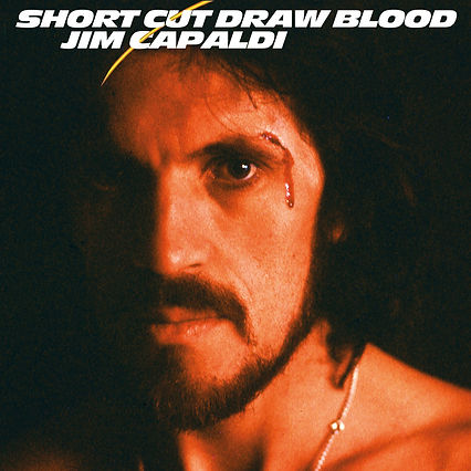 Jim Capaldi 'Short Cut Draw Blood'hires