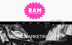 BAM Music Marketing