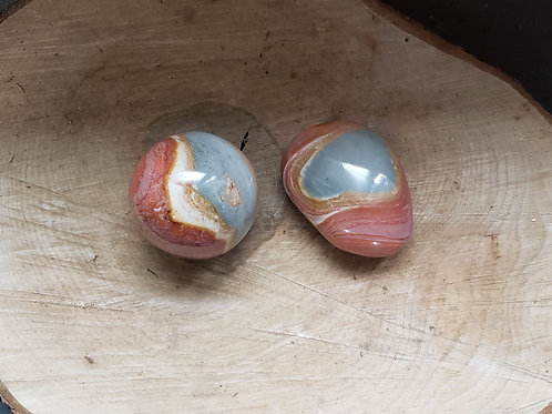 Polychrome Jasper Set