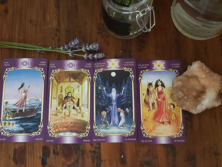 What to Expect from a Tarot Reading as a Client