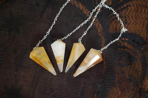 Golden Healer Pendulum