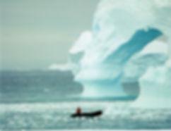 Antarctic Sculptures and Bergy Bits