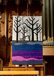 Lenten Wilderness Banner