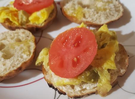 Mini Full Moon Pita Sandwich