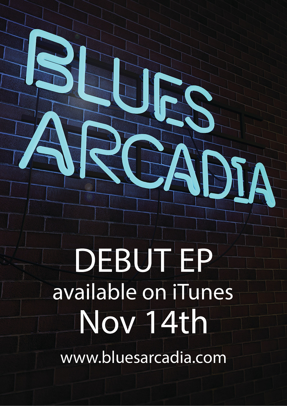 Blues Arcadia EP Release Date