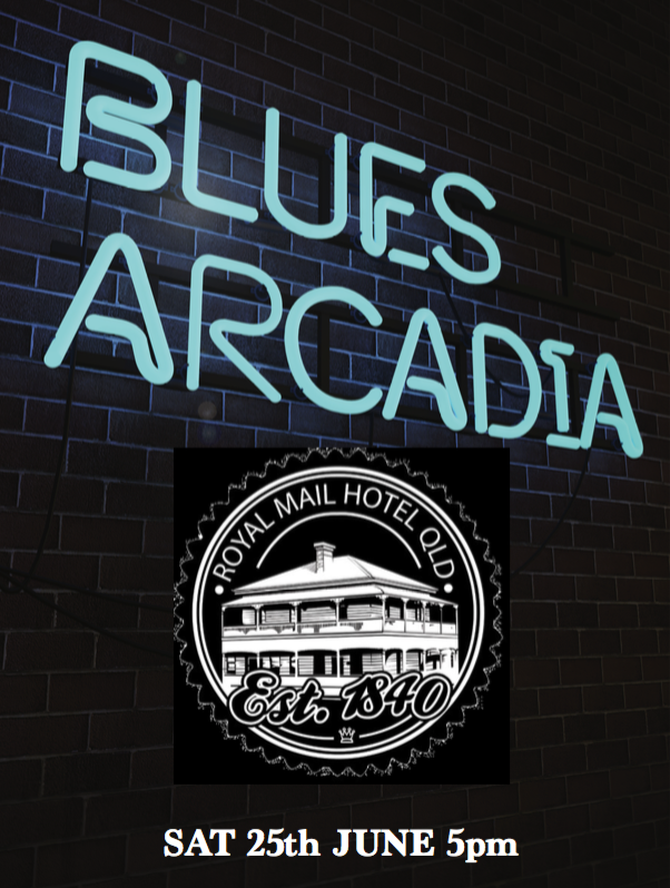 Blues Arcadia