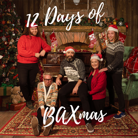 🎄 MERCH GIVEAWAY COMPETITION! 🎅 Join us for the Blues Arcadia 12 Days of Christmas!
