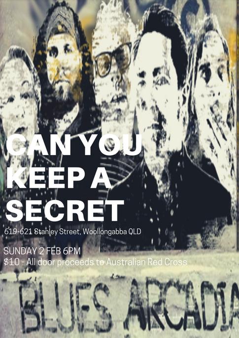 No Secrets Here