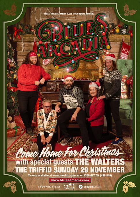 Come Home For Christmas Show