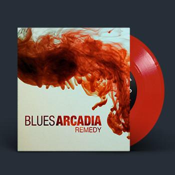 Blues Arcadia Remedy vinyl single