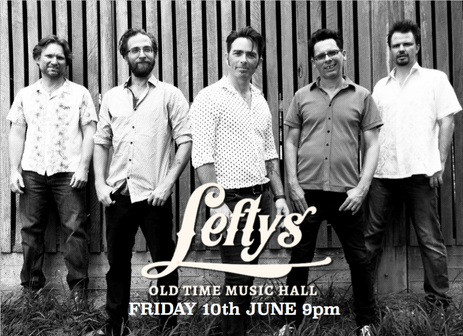 BLUES ARCADIA at Lefty's