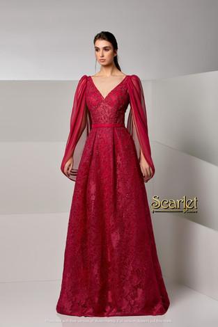 فستان خطوبة أو سهرة مميز