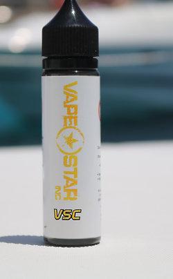 VANILLA CUSTARD, Vape Star Inc,50ml 0mg,Short-fill